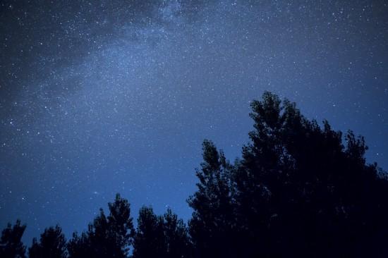 星々の写真
