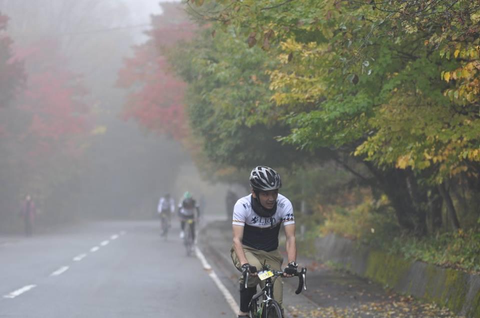 自転車ヒルクライム